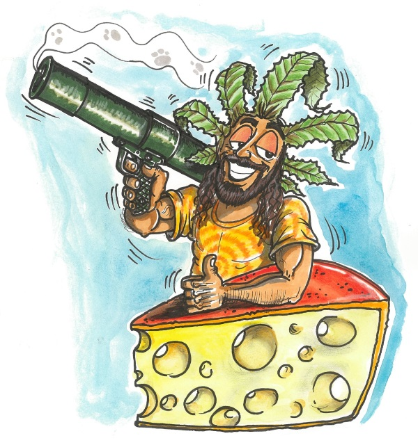 Seme di Cannabis - Bazooka Cheese