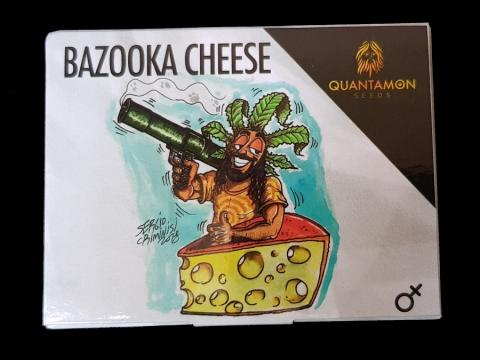 Cannabis seed - Bazooka Cheese