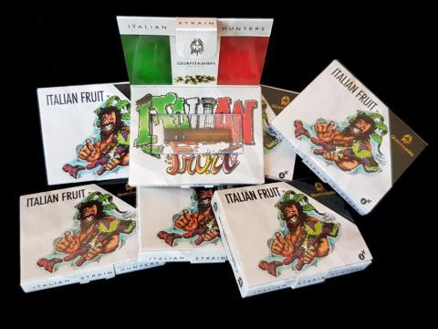 Cannabis seed - Italian Fruit
